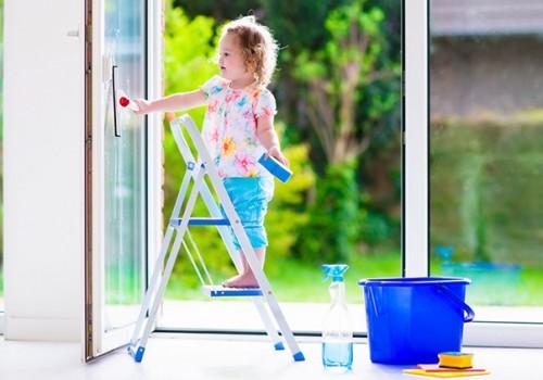 Обслуживание и правильный уход за окнами