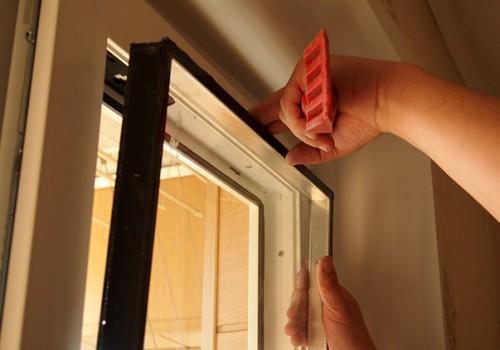 Замена стекла в окне. Инструкция.